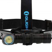 Lanterna de cap frontala Olight H2R Nova