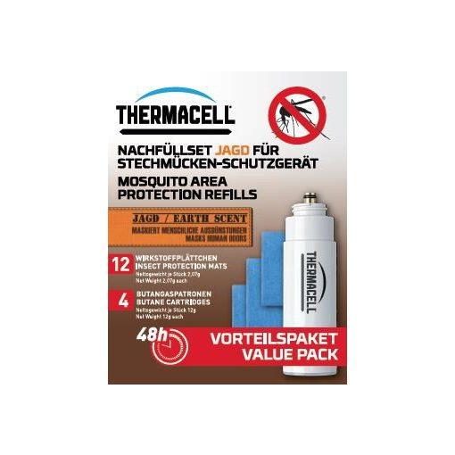 Set rezerva 48 H pentru aparatul antitantari Thermacell R-4