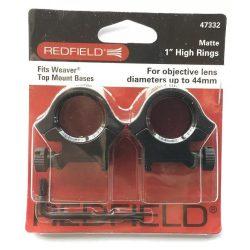 """Inele Redfield 1"""" inalte Weaver"""