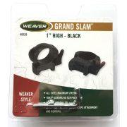 "Inele Weaver Grand Slam 1"" inalte Weaver detasabile"