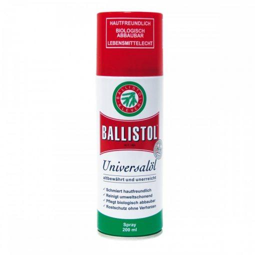Ulei spray intretinere arma Ballistol 200 ml