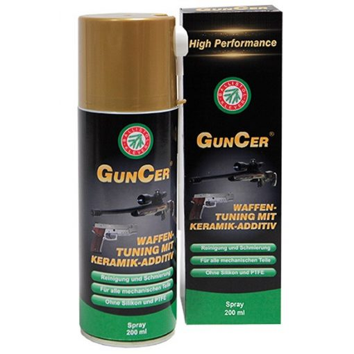 Ulei special arma cu ceramica GunCer Tuning 200 ml