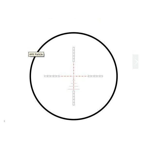 Luneta 8-32x50 Hawke Airmax 30 SF AMX IR