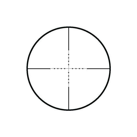 Luneta 2-7x32  Hawke Vantage AO Mil-Dot
