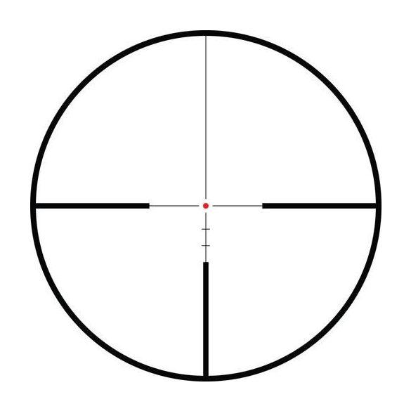 Luneta 2,5-10x50 Hawke Endurance 30 IR LR Dot