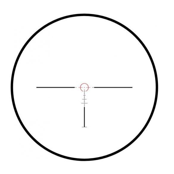 Luneta 1-6x24 Hawke Frontier 30SF Tactical Dot