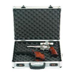Cutie aluminiu transport pistol Jakob Winter 42,5x34x12 cm