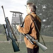 Curea arma Niggeloh Automatic negru