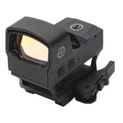 Red Dot Sightmark Core Shot A-Spec LQD 5MOA pentru sina Weaver cu detasare rapida