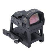 Red Dot Sightmark Mini Shot M-Spec FMS 3MOA pentru sina Weaver cu detasare rapida