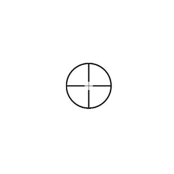 Luneta 3-9x44 Walther + inele pentru sina Weaver