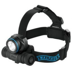 Lanterna frontala Walther Profesional HL17 235 Lumeni